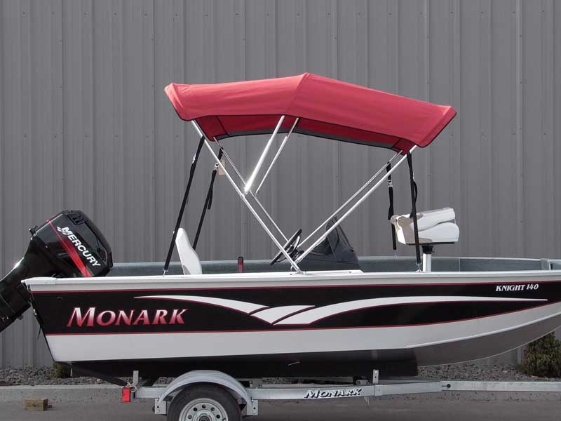 Pontoon Boat Enclosures >> Bimini Tops | Custom Fit for Every Application | Paul's ...