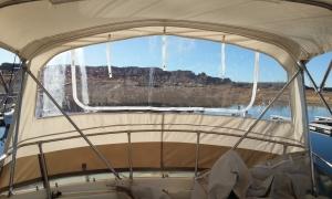 Custom Rigid Boat Enclosure