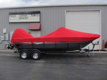 Custom Boat Cover