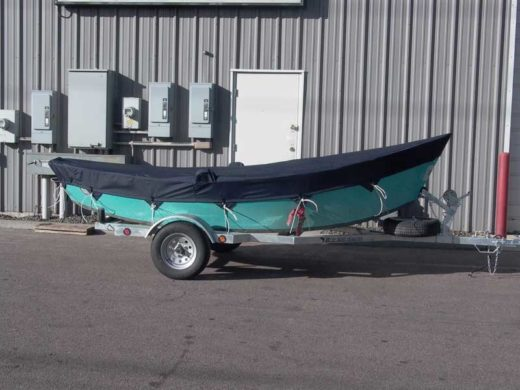 Drift Boat Cover