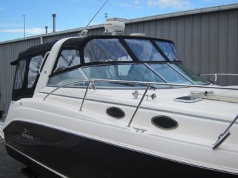 Boat Covers, Tops, Enclosures and Flooring | Home | Pauls