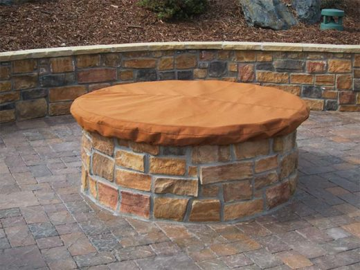 Fire Pit Cover