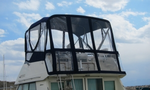 Custom Rigid Boat Enclosure