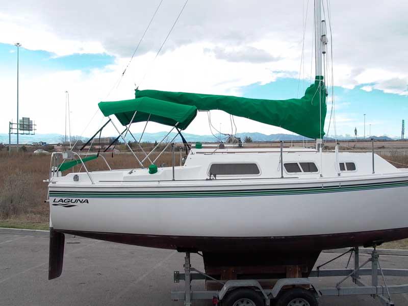 Sail Boat Covers, Bimini Tops and Dodger Enclosures | Paul's